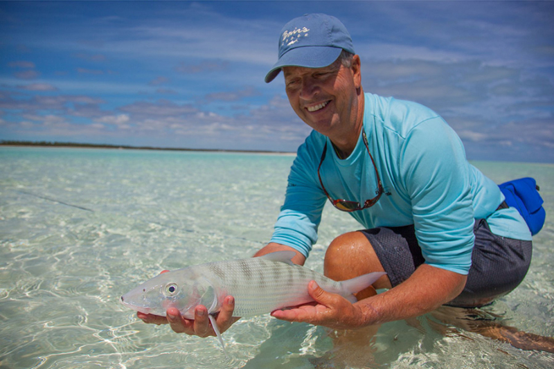Outdoor adventures worldwide bonefishing south andros for Bahamas fishing license
