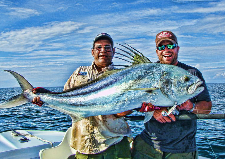 Outdoor adventures worldwide costa rica pacific for Costa rica fishing packages