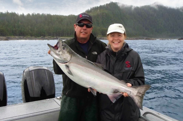 Outdoor adventures worldwide five star alaska fishing for Wisconsin fishing license cost