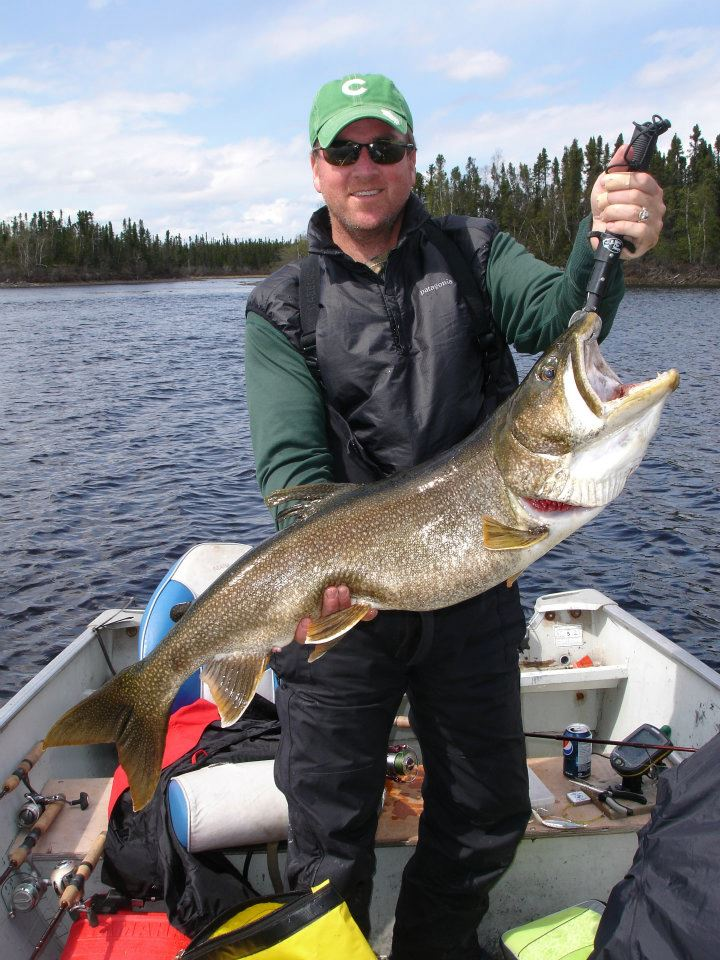 outdoor adventures worldwide manitoba grand slam fishing