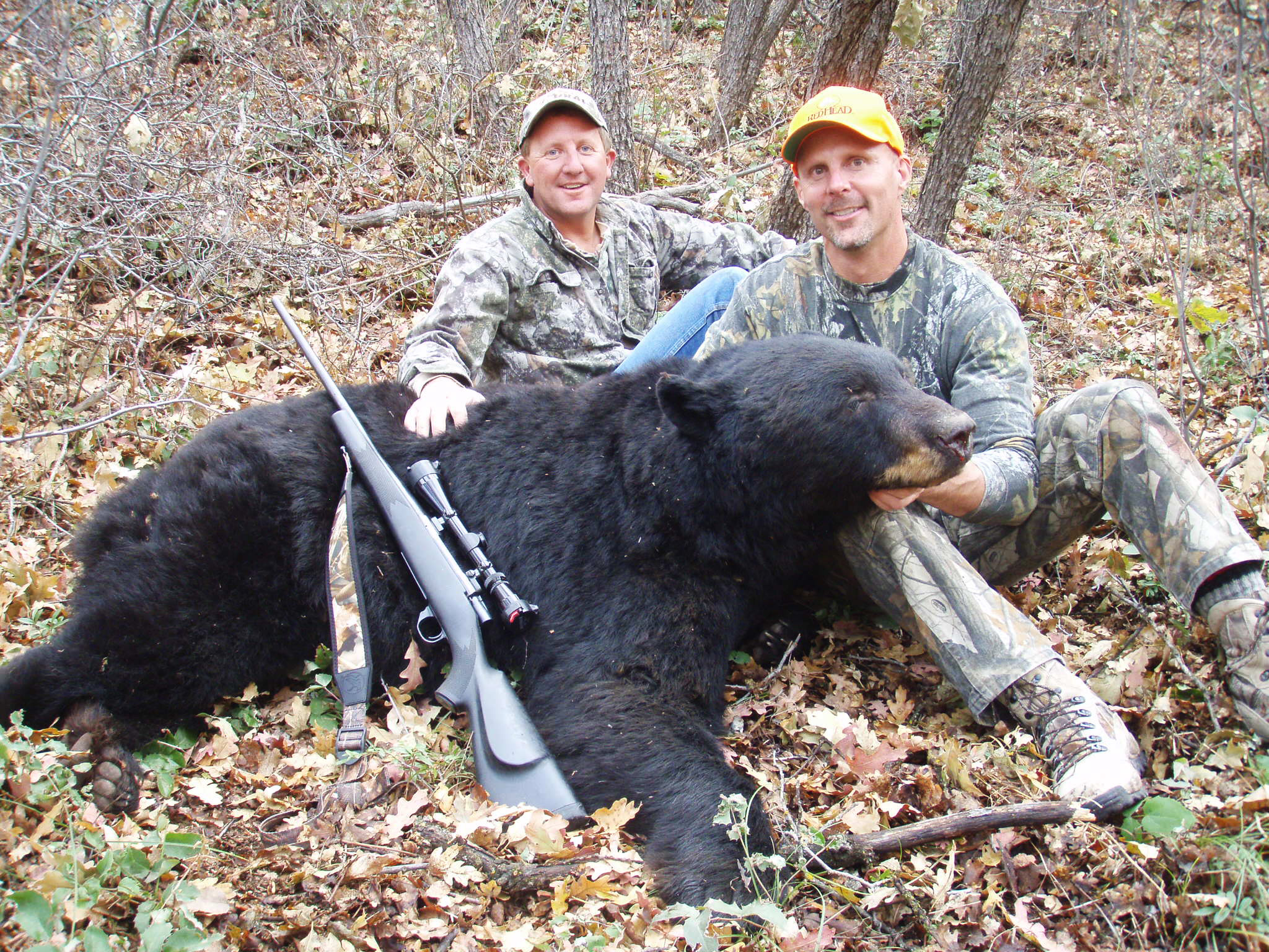 Outdoor adventures worldwide colorado black bear for Pa fishing license prices