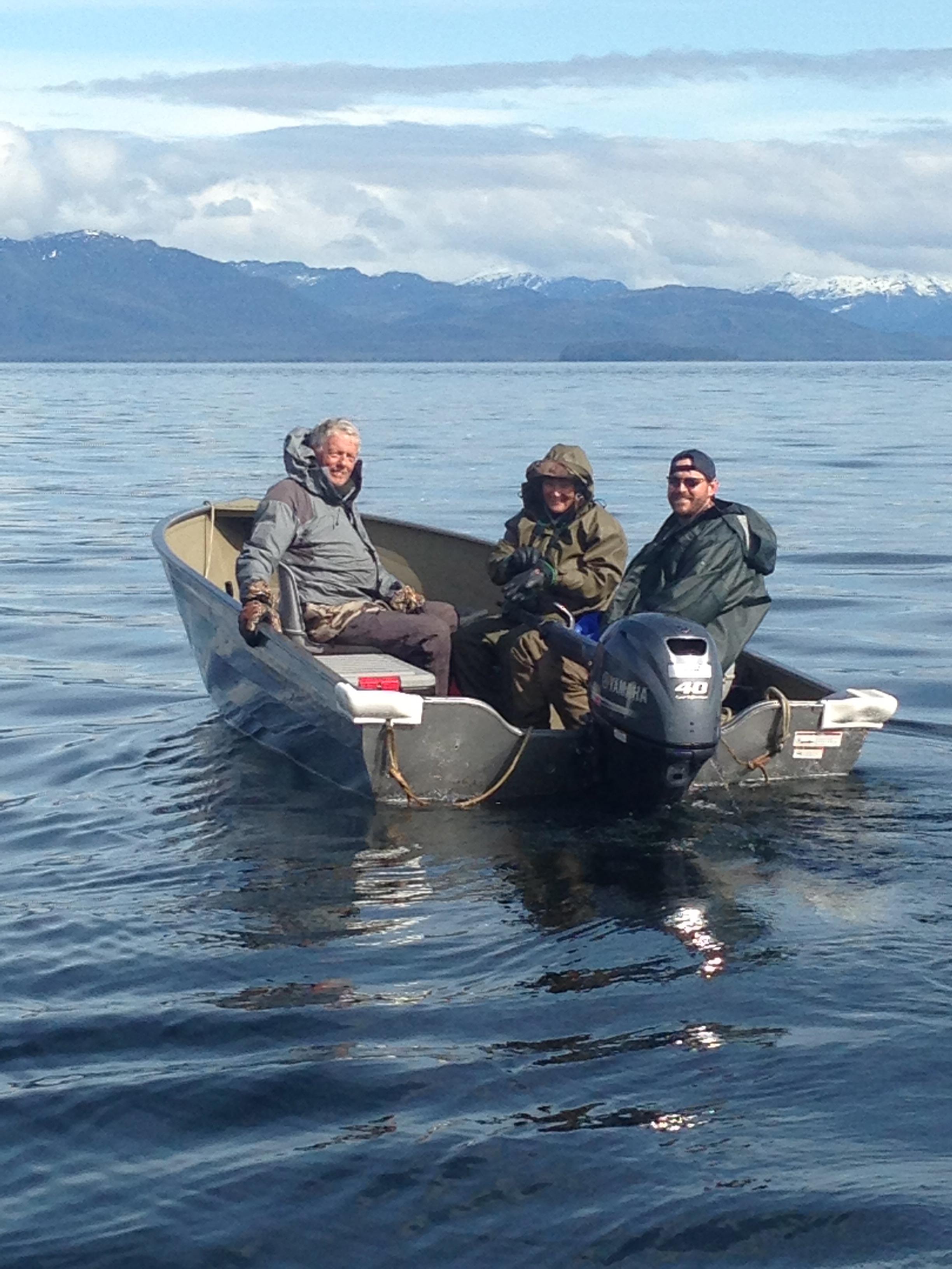 Outdoor adventures worldwide southeastern alaska black bear for Fishing license az price