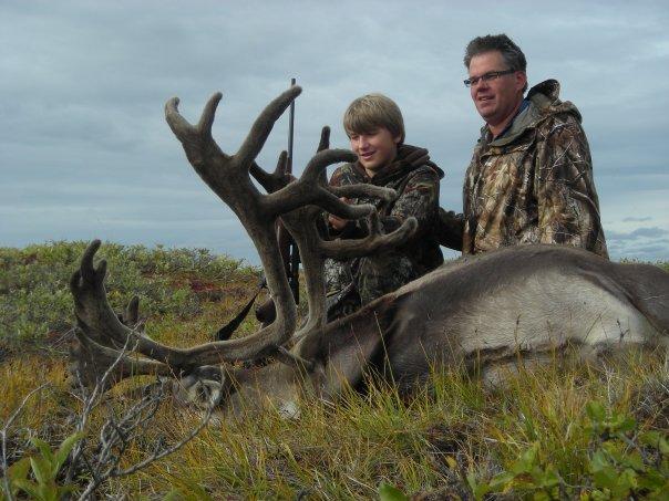 outdoor adventures worldwide alaskan brooks range caribou