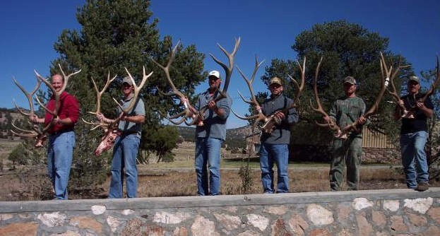 Outdoor adventures worldwide midwestern new mexico elk for New mexico fishing license cost