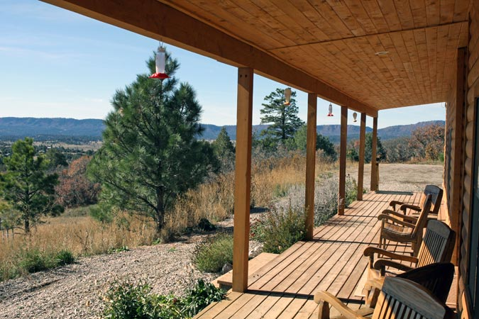 New Mexico Ranch Style Home
