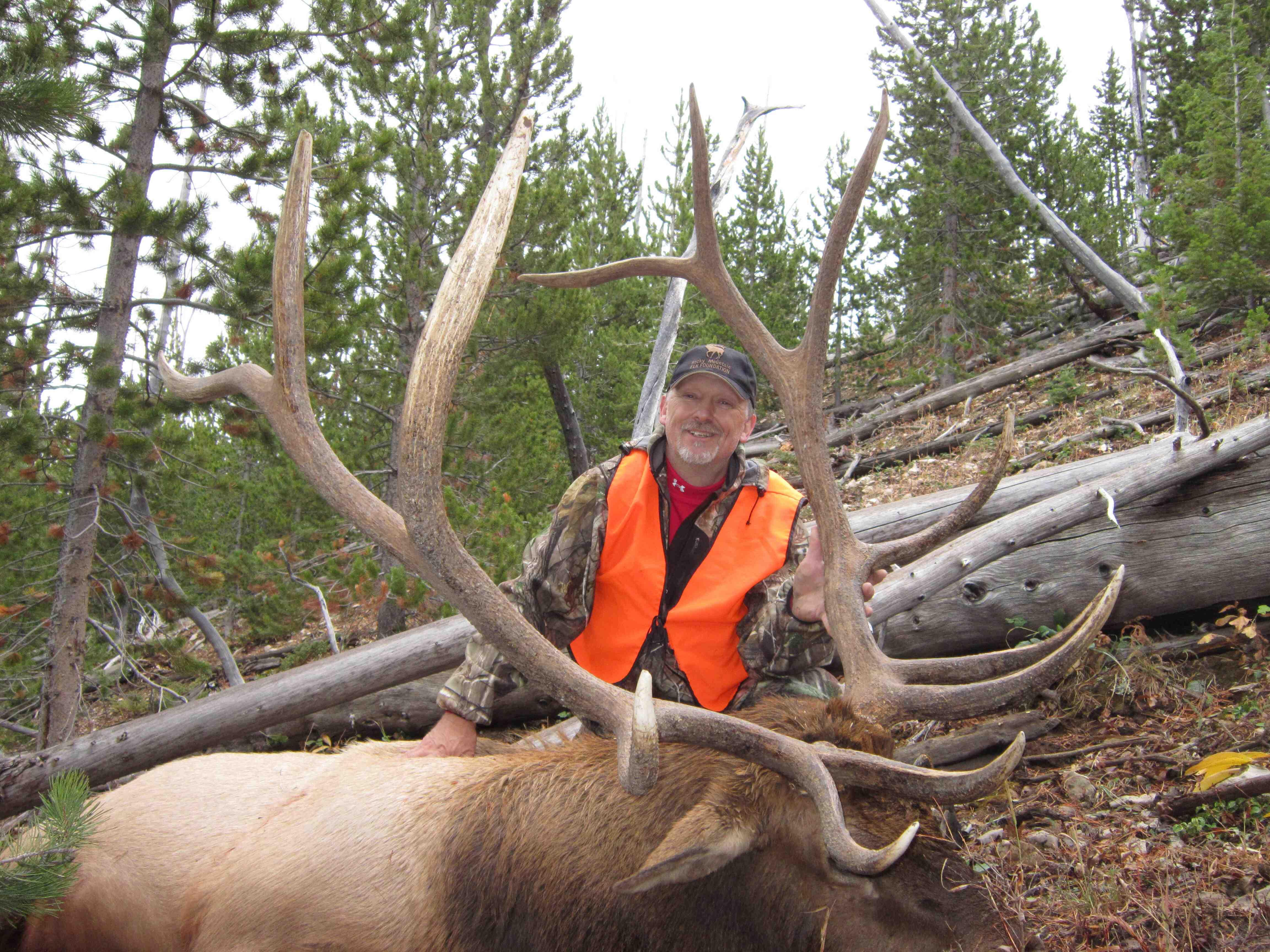 Outdoor adventures worldwide wyoming elk area 38 39 for Fishing license wyoming