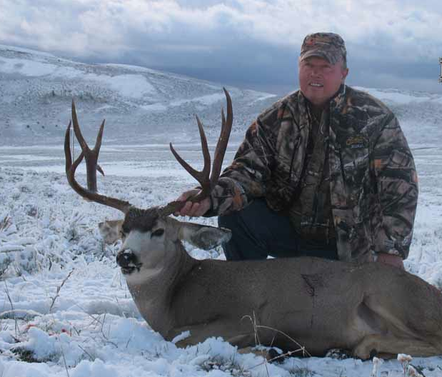 Outdoor adventures worldwide utah mule deer limited for Nebraska fishing license cost