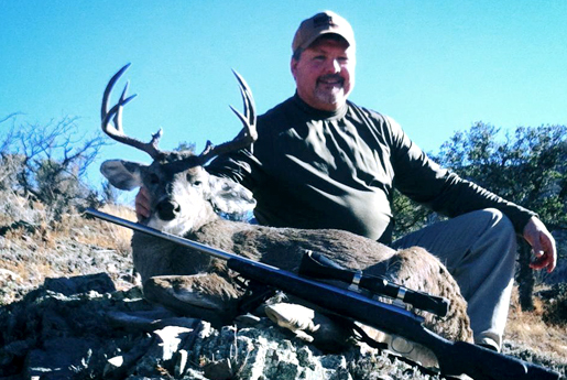 Outdoor adventures worldwide mexico coues deer for Illinois fishing license cost