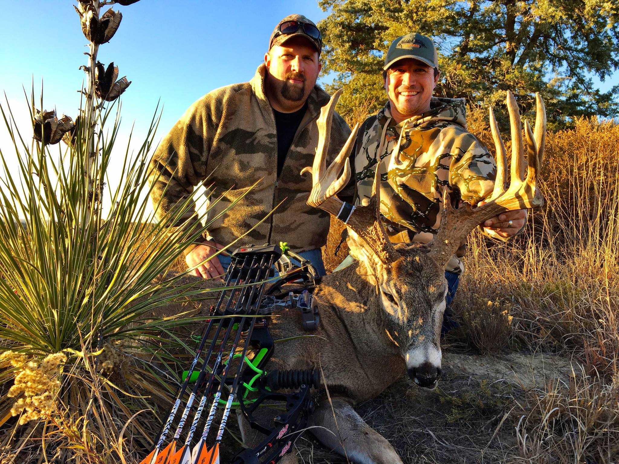 Outdoor adventures worldwide nebraska whitetails for Nebraska fishing license cost