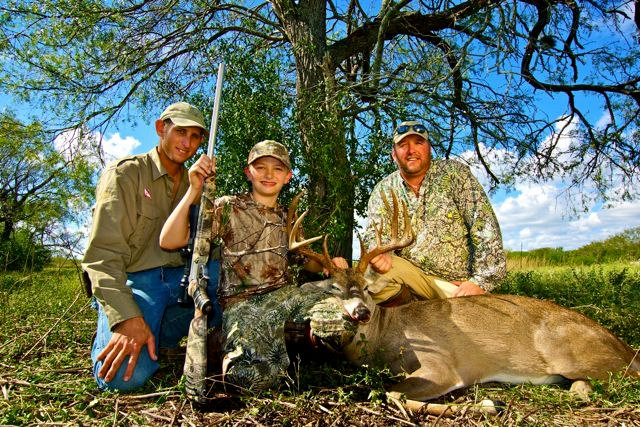 Outdoor adventures worldwide south texas whitetails for Nebraska fishing license cost