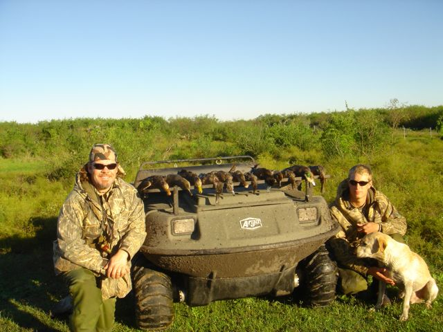 South Texas Dove & Duck
